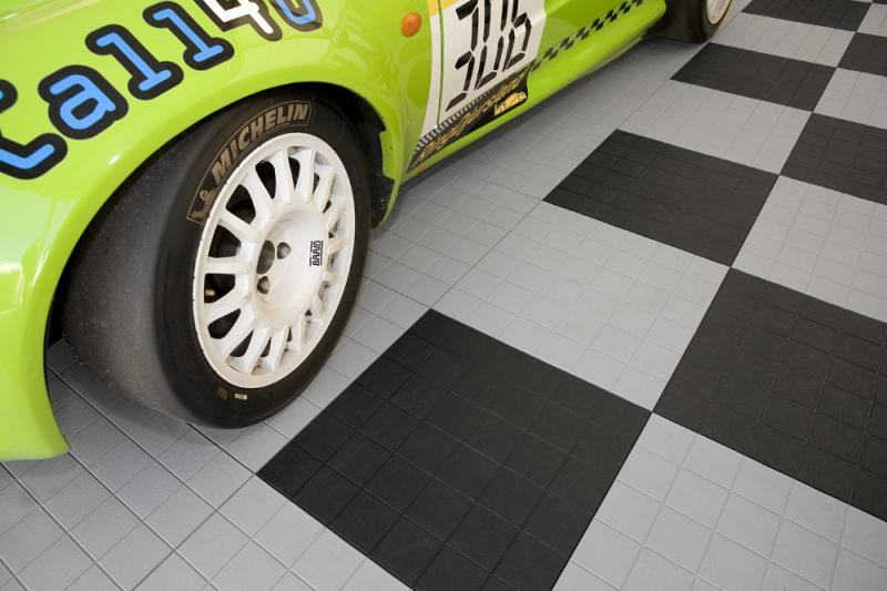 Racing Team Fahrerlager