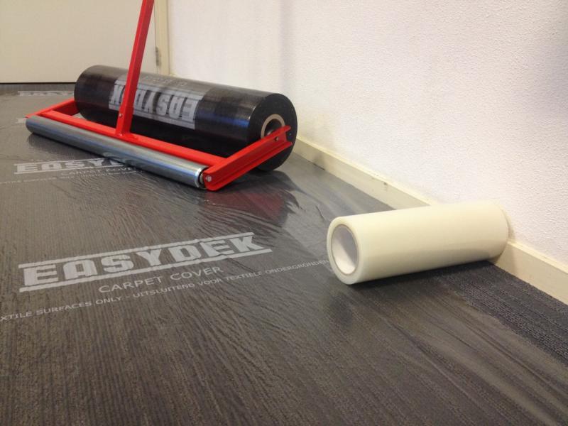 CARPET COVER Schutzfolie für Teppichböden