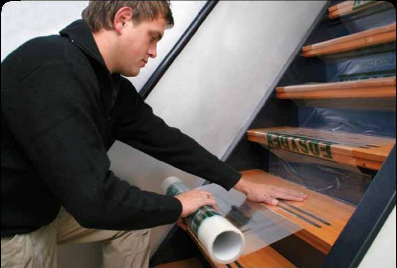 Bodenschutzfolie Floor Cover  für Hartböden
