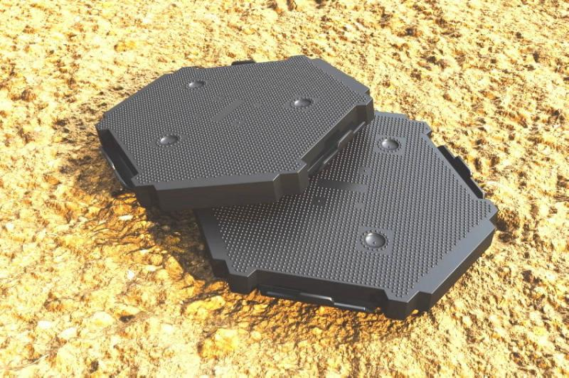 Bodenschutzplatte SOLID BASIC