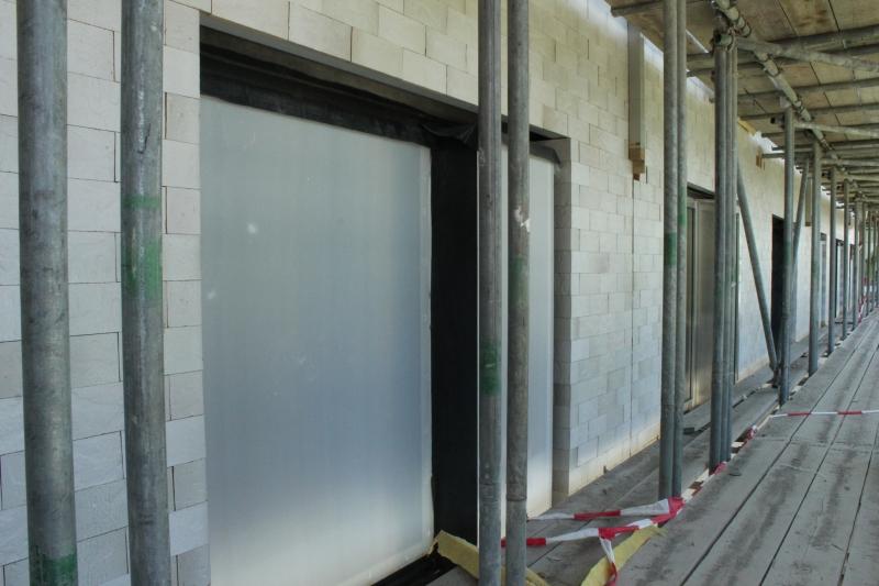 MULTI BOARD Schutz für Boden und Wand