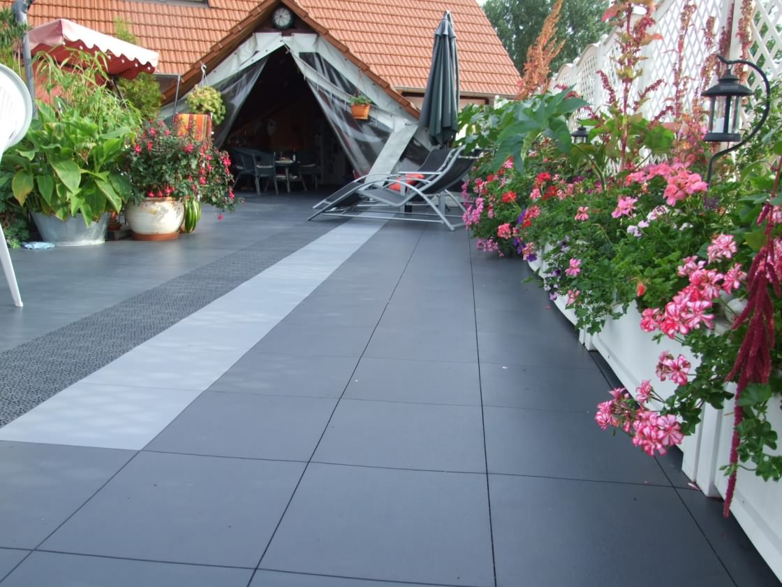 Favorit Dachterrasse ELITE QW21