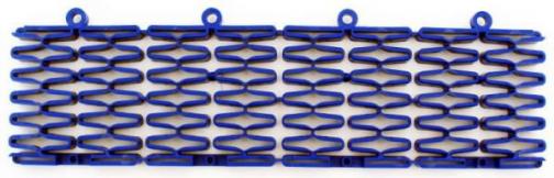 Expansionsleiste in Farbe Hellblau